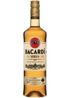 Bacardi - Gold Rum (375ml)
