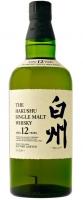 Suntory - Hakushu 12 Year Old 750ml