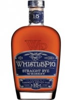 WhistlePig - 15 Year Old Rye Vermont Estate Oak Finish 750ml