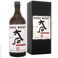 Ohishi Distillery - Tokubetsu Reserve Whisky 750ml