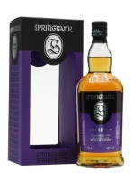 Springbank - 18 Year Old 750ml