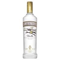 Smirnoff - Vanilla 750ml