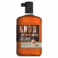Knob Creek - Twice Barreled Rye Whiskey 750ml