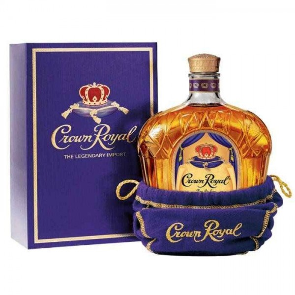 Crown Royal - Fine De Luxe Canadian Whisky 750ml
