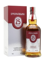 Springbank - 25 Year Old 750ml