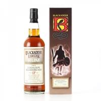 Blackadder - Raw Cask 1998 Guadeloupe Belvedere Rum 17 Year Old (bottled 2016) 750ml