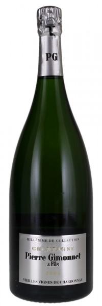 Pierre Gimonnet & Fils - 'Millesime de Collection Vieilles Vignes de Chardonnay' Blanc de Blancs Brut Champagne 2006 (1.5L)