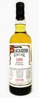 Blackadder - Raw Cask 1989 Braes of Glenlivet 25 Year Old 750ml