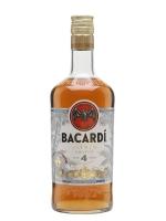 Bacardi - Añejo Cuatro 750ml