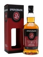 Springbank - Cask Strength 12 Year Old 750ml
