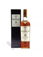 The Macallan 18 Year Old 1996 Sherry Oak 750ml