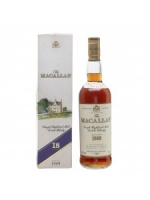 The Macallan 18 Single Highland Malt Scotch Distilled in 1967 750ml