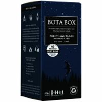 Bota Box Nighthawk Black Red Wine Blend NV 3L