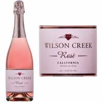 Wilson Creek Sparkling Rose NV