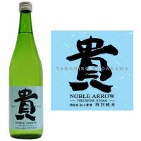 Taka Noble Arrow Tokubetsu Junmai Sake 720ml