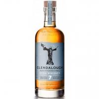 Glendalough 7 Year Old Single Malt Porter Cask Finish Irish Whiskey 750ml