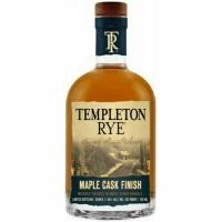 Templeton Rye Maple Cask Finish Rye Whiskey 750ml