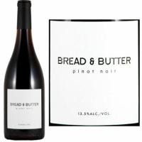 12 Bottle Case Bread & Butter California Pinot Noir 2017 Rated 95 GOLD MEDAL