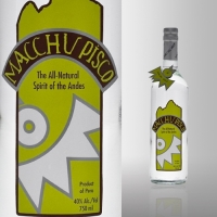 Macchu Pisco - Pisco 750ml