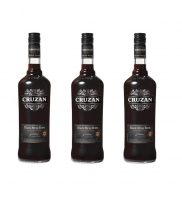 Cruzan - Black Strap Rum 750ml
