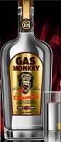 Gas Monkey Tequila Cinnamon 750ml
