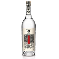 123 Organic Tequila - Organic Blanco Tequila (Uno)