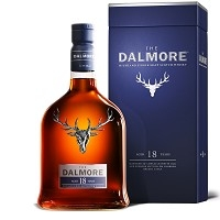 The Dalmore Scotch Single Malt 18 Year 750ml