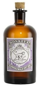 Monkey 47 Gin Schwarzwald Dry 1L