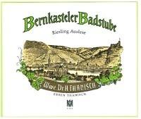 Dr. H. Thanisch Vdp Bernkasteler Badstube Riesling Auslese 750ml