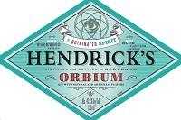 Hendrick's Gin Orbium 750ml