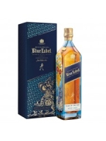 Johnnie Walker Limited Edition Design Celebrating The Year of the Rat Blue Label Blended Scotch Whisky 750ml
