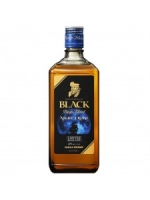 Nikka Whisky Black Deep Blend Night Cruise 700ml