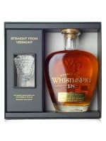 WHISTLEPIG 18 YR DOUBLE MALT WHISKEY 750ml