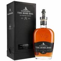 WhistlePig The Boss Hog The Samurai Scientist Straight Rye Whiskey 750ml
