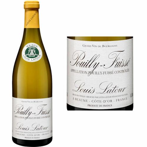 12 Bottle Case Louis Latour Pouilly-Fuisse 2018