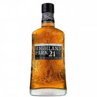 Highland Park 21 Year Old Orkney Island Single Malt Scotch 750ml
