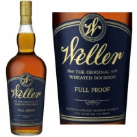 W.L. Weller Full Proof Bourbon Whiskey 750ml