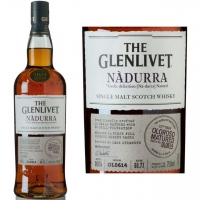 The Glenlivet Nadurra Oloroso Speyside Single Malt Scotch 750ml