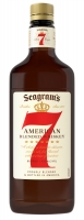 Seagram's - 7 Crown American Blended Whiskey (1.75L)