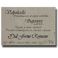 Dal Forno Romano - Valpolicella Superiore Monte Lodoletta 2012 750ml