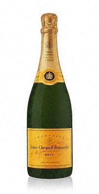 Veuve Clicquot Champagne Brut Yellow Label 750ml