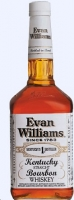 Evan Williams Bourbon Bottled-in-bond White Label 750ml