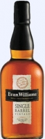 Evan Williams Bourbon Single Barrel Vintage 750ml