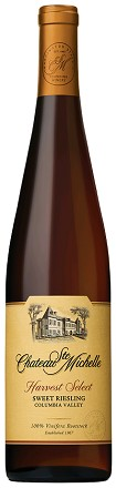 Chateau Ste. Michelle Riesling Harvest Select Sweet 750ml