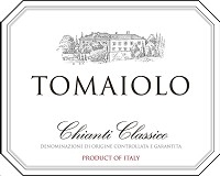 Tomaiolo Chianti Classico 750ml
