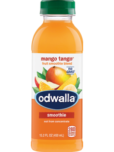 Odwalla Strawberry Banana 4 Juice Smoothie Blend 15.2 oz ...