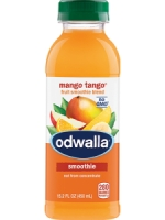 Odwalla Strawberry Banana 4 Juice Smoothie Blend 15.2 oz.