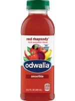 Odwalla Red Rhapsody Fruit Smoothie Blend 15.2 oz.