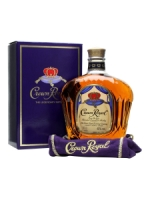 Crown Royal Deluxe Canadian Whisky 750ml