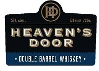Heaven's Door Whiskey Double Barrel 750ml